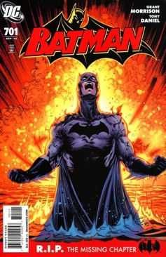 Batman - 701 cover