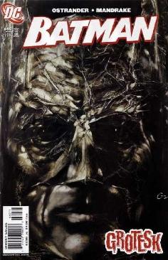 Batman - 660 cover