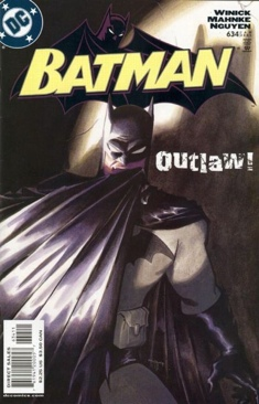 Batman - 634 cover