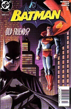 Batman - 640 cover