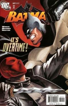 Batman - 641 cover