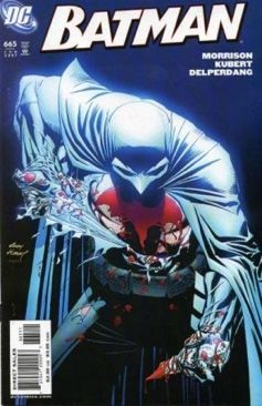 Batman - 665 cover