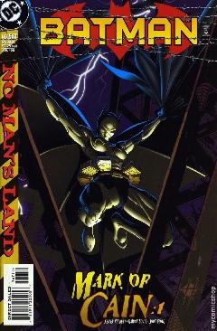 Batman - 567 cover