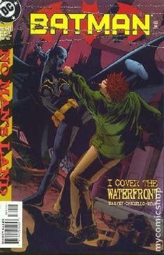 Batman - 569 cover