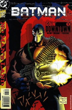 Batman - 571 cover