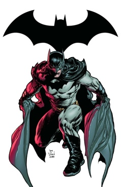 Batman - 706 cover