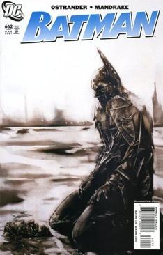 Batman - 662 cover