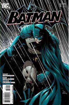 Batman - 675 cover