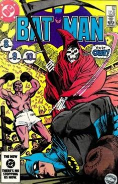 Batman - 372 cover
