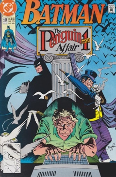 Batman - 448 cover