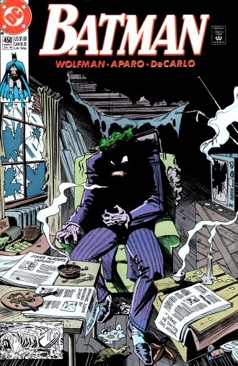 Batman - 450 cover