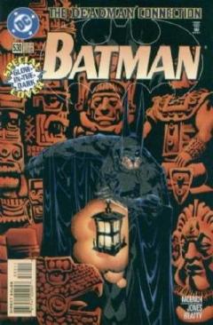 Batman - 530 cover