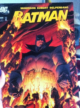 Batman - 666 cover