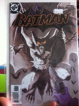 Batman - 626 cover