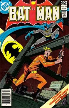 Batman - 325 cover