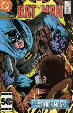 Batman - 387 cover