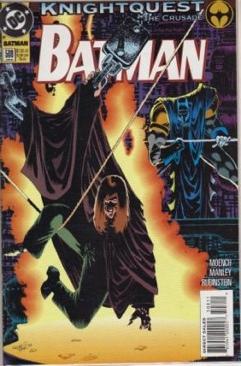 Batman - 508 cover