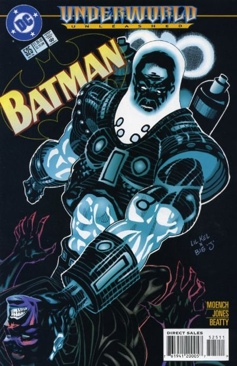 Batman - 525 cover