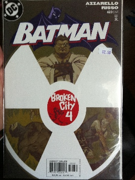 Batman - 623 cover