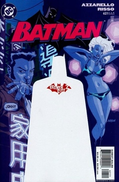 Batman - 621 cover