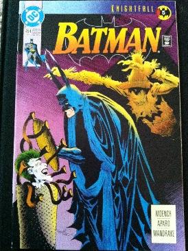 Batman - 361 cover