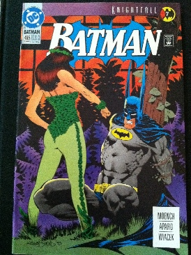 Batman - 495 cover