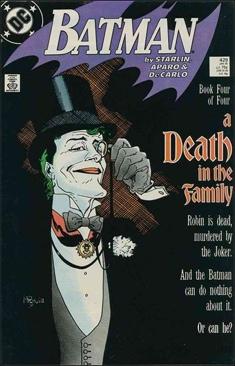 Batman - 429 cover