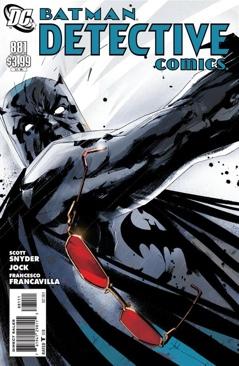 Batman - 632 cover