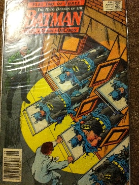Batman - 434 cover