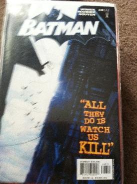 Batman - 648 cover