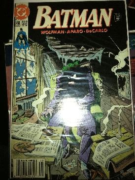 Batman - 450 cover