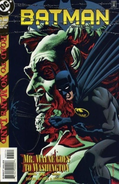 Batman - 560 cover