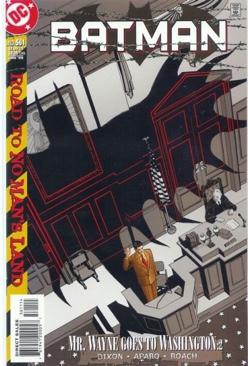 Batman - 561 cover