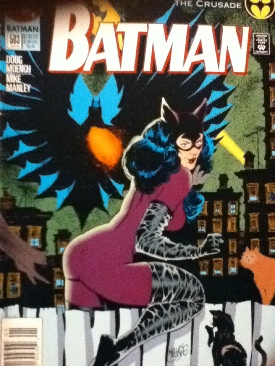 Batman - 503 cover
