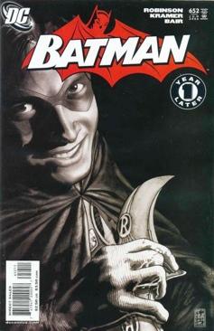 Batman - 652 cover