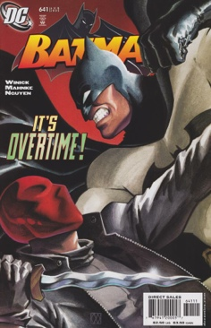 Batman - 641 cover