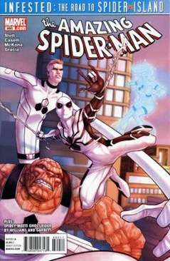 The Amazing Spider-man - 660 cover