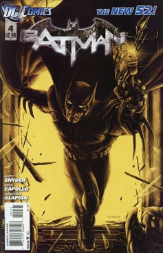 Batman - 435 cover