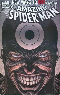 The Amazing Spider-man - 572 cover