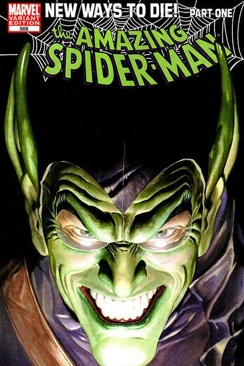 The Amazing Spider-man - 568 cover