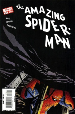 The Amazing Spider-man - 578 cover