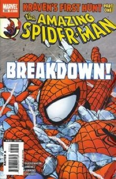 The Amazing Spider-man - 565 cover