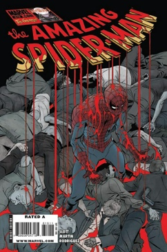 The Amazing Spider-man - 619 cover