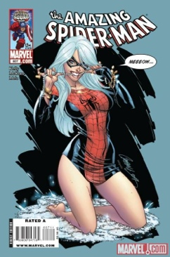 The Amazing Spider-man - 607 cover