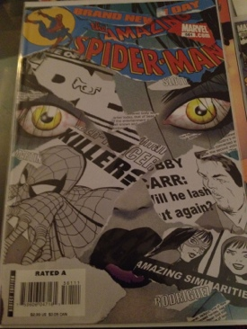 The Amazing Spider-man - 561 cover