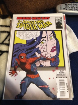 The Amazing Spider-man - 560 cover
