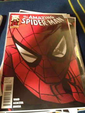 The Amazing Spider-man - 623 cover