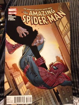 The Amazing Spider-man - 675 cover
