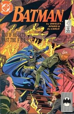 Batman - 432 cover