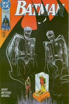 Batman - 456 cover